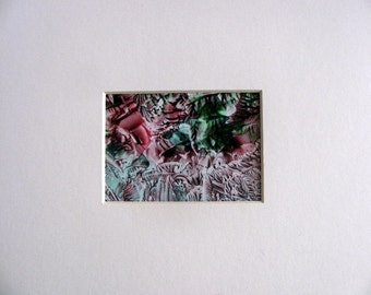 ADD an ACEO MAT for my Original Art Only - 5x7 or 8x10 Single Off White Mat - Ready to Ship