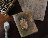 ON SALE Miniature Old Diary