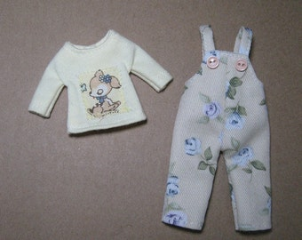 Rompers and T-shirt for Middie Blythe