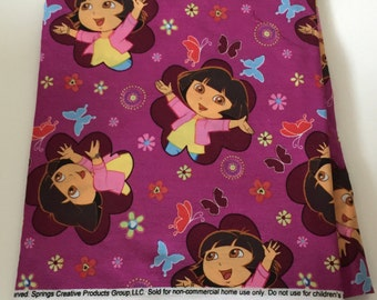 SALE Dora the Explorer by Springs Creative, 1 yard