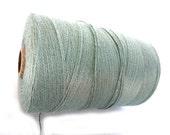 Corde de bambou 0.7mm - 10 mètres - Vert cendré