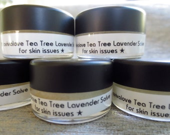 avivalove Tea Tree Lavender Salve
