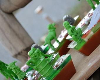 Zombie Soap - Walking Dead Inspired Soap Bars - Featured at Walker Stalker Con NY/NJ