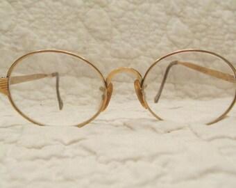 Vintage Victory Gold Filled Glasses SALE
