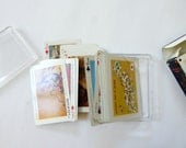 Vintage Bridge Rummy Beautiful JAPAN Deck Playing Cards Collection of Japanese View Spots Actual playing cards