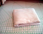 """off white remnant micro-fleece - 1 yard minus a 15"""" by 16"""" piece and 14"""" by 4"""" piece"""