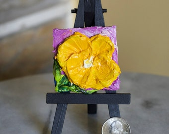 "Miniature 2x2"" Paintings"