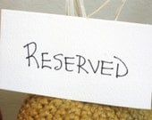 RESERVED LISTING  -  This listing is reserved  -  Crocheted Pumpkins