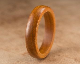 Size 12 - Guayacan Wood Ring No. 323