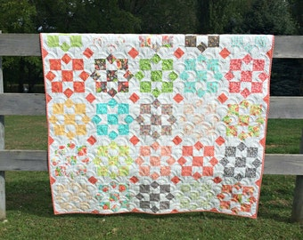 Sunny PAPER Quilt Pattern #117