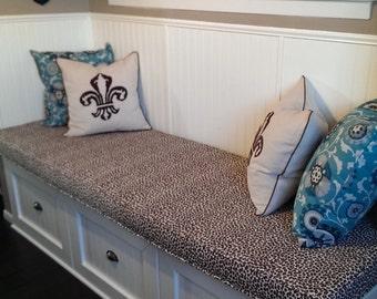 Custom bench cushion | Etsy