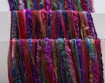 Hand dyed yarns, Renaissance - for papercrafting and scrapbooking