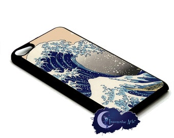 Great Wave of Kanagawa - Case for iPod Touch