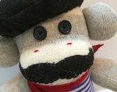 Pierre the Sock Monkey