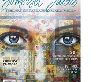 Somerset Studio Magazine Sept. Oct 2016 Brand New Free Shipping