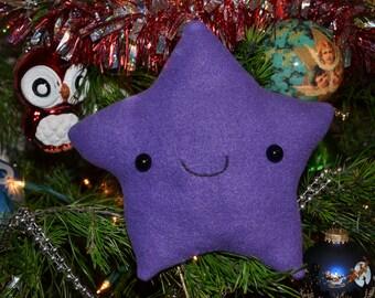 Awkward Star Plush