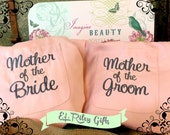 Mother of the Bride OR Mother of the Groom Shirt, Personalized Monogram Wedding Party Gift, Button Down Shirt