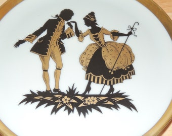 Fine Forstenburg West Germany Decorative Plate