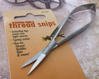 free UK shipping - Extra Fine Thread Snips by Beadsmith