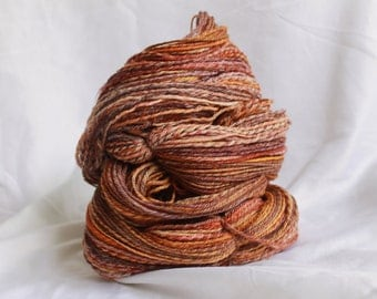 Hand spun Super fine merino light worsted 316 yards