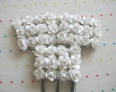 White Paper Millinery Flowers (36)