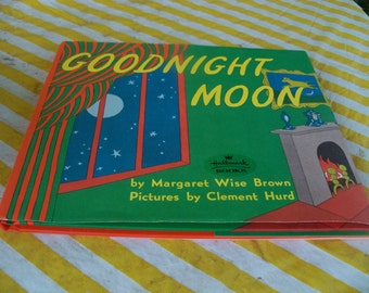 1982 hallmark  good night moon hard cover