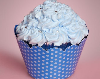 Polka Dot Cupcake Wrappers - 24ct