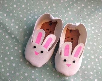 Bitty Bunny Vegan Baby Shoes
