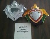 Reserved for Barbara Wild Heart Nicho