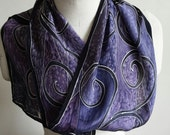 Purple Spirals and Geomet...