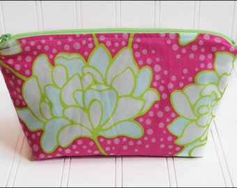 Pop Garden Cosmetic Bag
