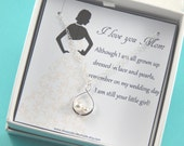 Mother Of The Bride Gift - Gift Boxed Jewelry Thank You Gift