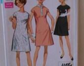 Simplicity 7980 Pattern 1960s