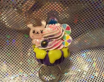 Kawaii Fairy Kei Cupcake Ring
