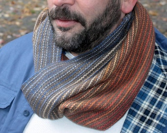 Hand woven Cowl - Scarf - Neck Warmer
