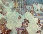 Snow Queen Perfume Oil - Freshly fallen snow and crystalline musk - 5 ml. - Limited Seasonal