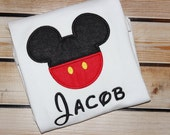 Personalized Mickey Mouse Shirt Disney Trip Minnie Mouse