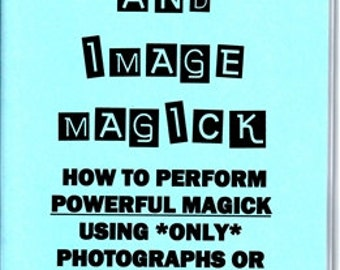 Photo and Image Magick Book