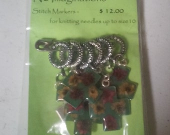 Knitting Counters  (Stitch markers)
