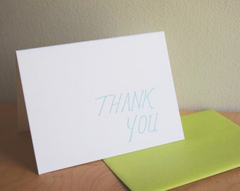 Little Thank You Note