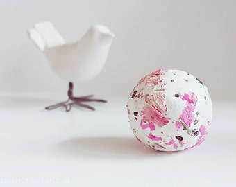 Botanical Seed Bombs ™, unique Wedding Favors, 65 Plantable  DIY Shower favors. Gardening Gift, eco-friendly  Plantable Herb Seed Bombs