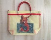 1 Loteria Sirena Mexican Mercado Bag Party Favor Gift