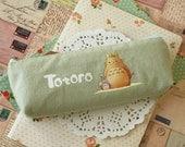 My Neighbor Totoro cartoon canvas Pen Bag