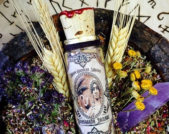 Lughnasadh Incense~ Lammas Incense~ First Harvest~ Demeter~ Magick~ Witchcrafted Incense Blend~ August 1st