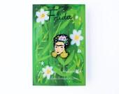 Frida Enamel Pin