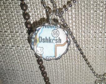 Oshkosh Necklace