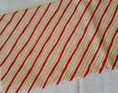 Merry and Bright remnant - 1/3 yard - Christmas - OOP VHTF