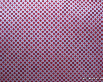 Polka Dots Chocolate Transfer Sheets