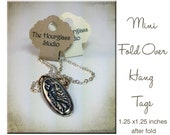 Necklace Hand Tag, Necklace Display, Jewelry Display, Product Display