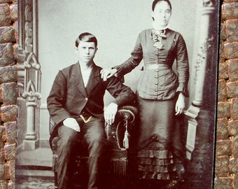 Tintype - Couple, Stand by Your Man